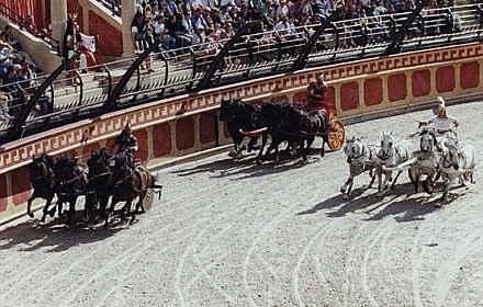 Wagenrennen Rom